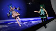 【第一回ヒトとロボ選手権】 KOS-MOS 宇宙を駆ける。
