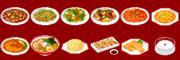 【ドット絵】中華料理
