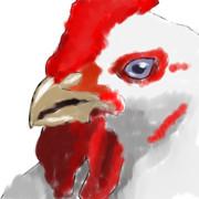 鶏(からあげ)