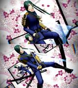 【MMD刀剣乱舞】 ELECT 【つきにし式にっかり青江】