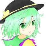 こいしちゃん(塗り)