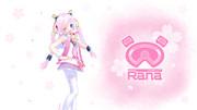 【Rana10690】桜Rana