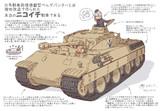 Ⅳ号戦車砲塔搭載型ベルゲパンターとは
