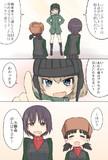 ガルパンショート漫画「プラウダの巨人」 no4