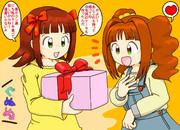 やよいーお誕生日おめでとー!!