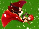 【Fate/MMD】桜の舞う中で