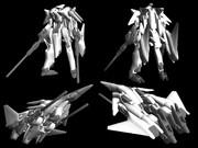 【オリメカ】シンプルな可変機