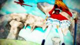 レア様と赤い竜