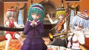 プリズムリバー4姉妹のコンサート