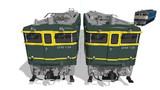 【モデル更新】EF651124トワイライト色
