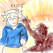 【朗報】チョコレートになったチョコレートの人【アトラ作】
