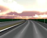 【MMD】郊外型フレキシブル高速道路【アクセサリ配布】