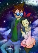 きらめく星々 かがやく笑顔