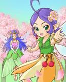 妖精ベラと女王ポワン