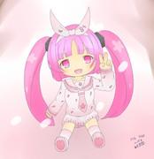 桜ニパ子ちゃん