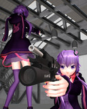 拳銃ゆかりさん