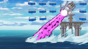 超兵器水上要塞...何という威容なの!?