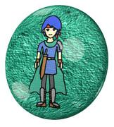 少年戦士のパールコイン