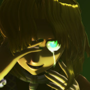 Green-eyed monster