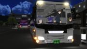 妖夢が長距離バスの運転に挑戦したようです。