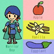 WAVE (Warrior-Boy, Apple, etc)