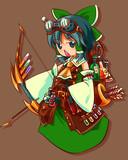 錬金弓術士サケノミ