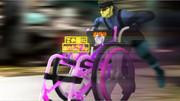 【MMD】車椅子