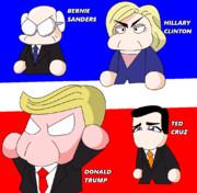 実況パワフル大統領選挙