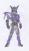 オリジナル/仮面ライダークインド/カイゾウ・ムラサキ