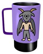 バフォメットのマグカップ