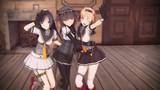 【MMD艦これ】秋月型姉妹