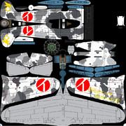 【IL-2】紫電改のマキ 飛燕のお蛍仕様