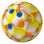 キャンディコーンのボウリングボール