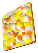 キャンディコーンの四角コースター