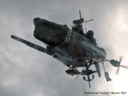 【ラスティフロント】共和国護衛艦、曇天をゆく