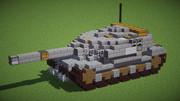 新弾種×2を搭載した新型戦車