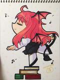 踊る小悪魔
