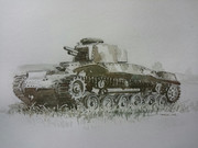 九七式中戦車改