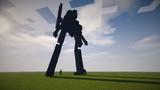 【Minecraft】腕は飾り