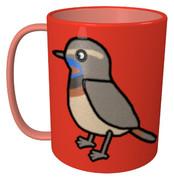 オガワコマドリのマグカップ