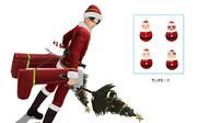 クリスマス立体機動装置