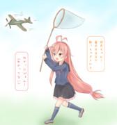 トンボ釣り