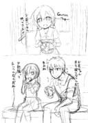 プリンツオイゲンちゃん(ロリ)