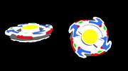 【モデル配布】ドラグーンF ver1.1【MMD】