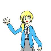 エレンという名の英語教師