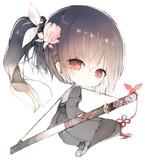 刀ちゃんシリーズ -茶-