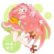 【式姫】春風と共に来たる