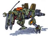 中型機械獣