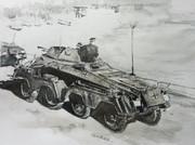 偵察用装甲車