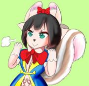 妖精伝姫(フェアリーテイル)-シラユキ  ちゃん